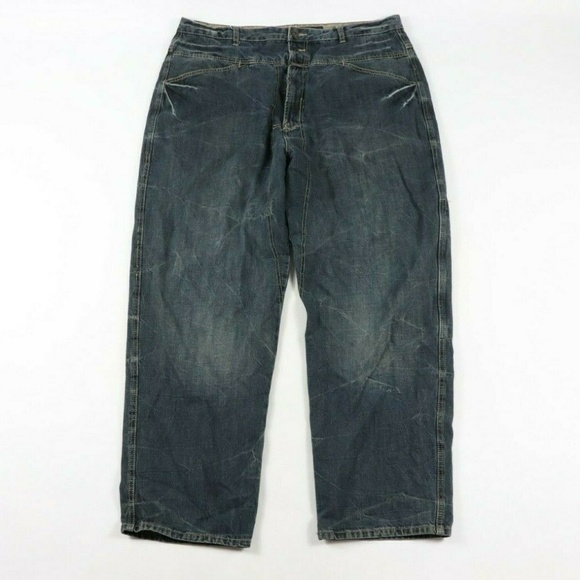 a38bc738 Marithe Francois Girbaud Jeans | Vintage Spell Out | Poshmark